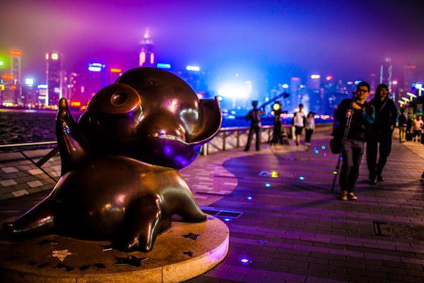 Avenue of Stars, Hong-Kong