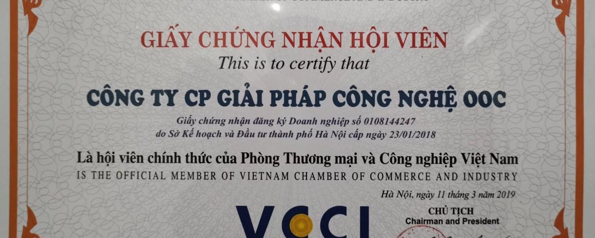 Hội viên VCCI