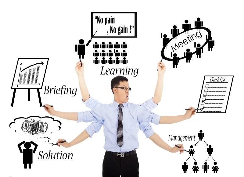 Ba lợi ích của việc tham gia khóa đào tạo kỹ năng quản lý