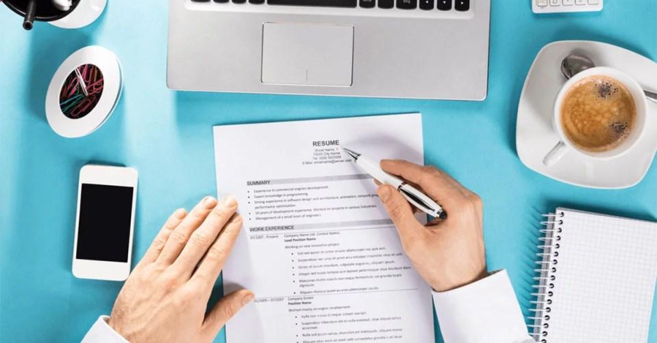Hồ sơ xin việc chuyên nghiệp cho sinh viên