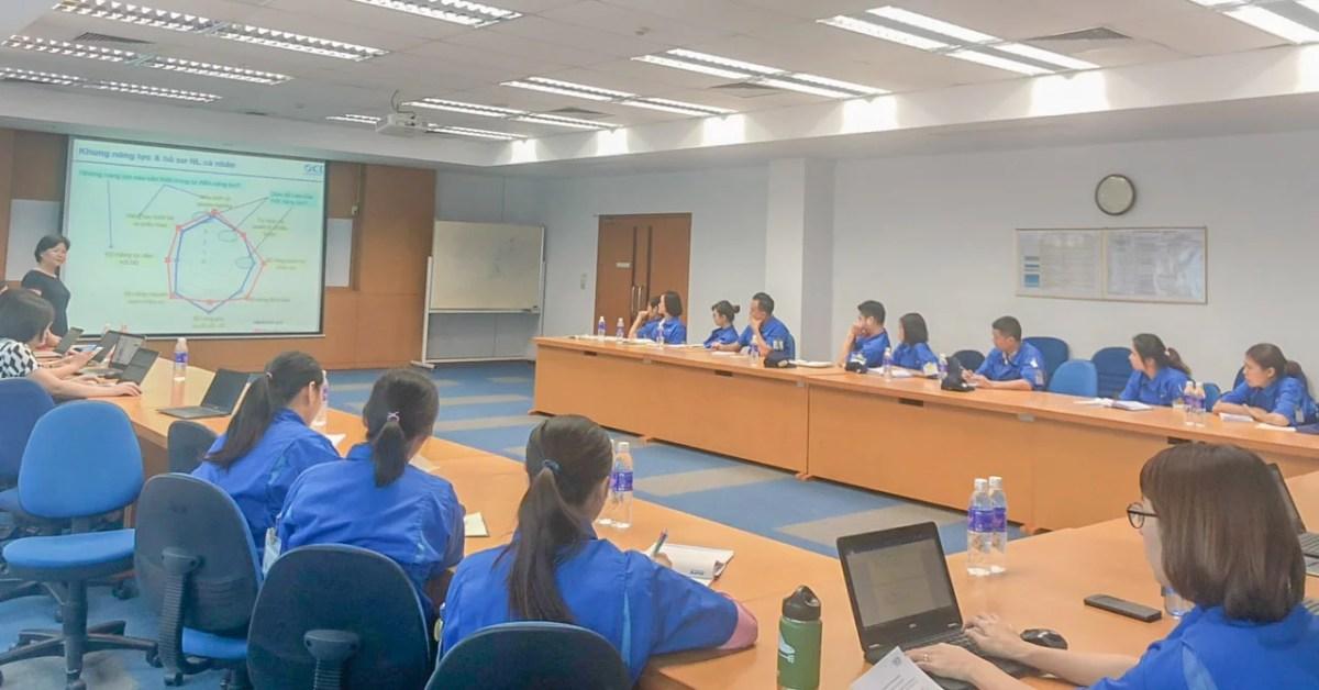 Hướng dẫn về quản lý năng lực cho SATO Việt nam