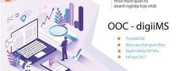Phần mềm quản trị doanh nghiệp hợp nhất digiiMS – OOC.vn