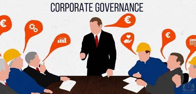 Corporate governance là quản trị doanh nghiệp