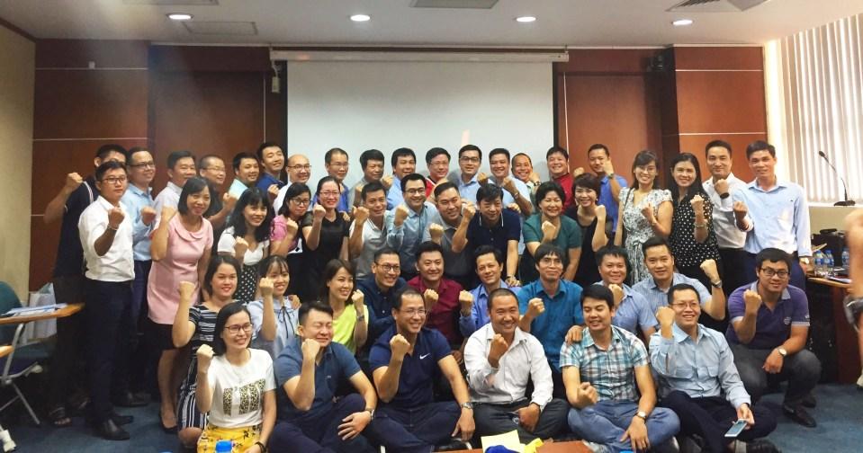 Đào tạo KPI Hải An