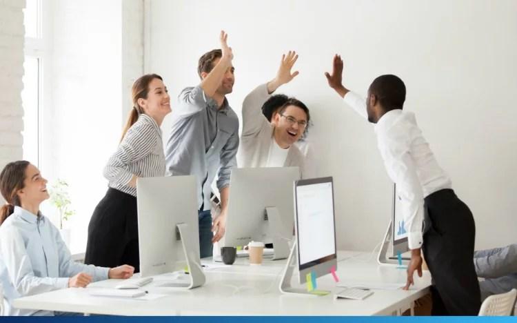 Tăng 200% động lực làm việc của nhân viên