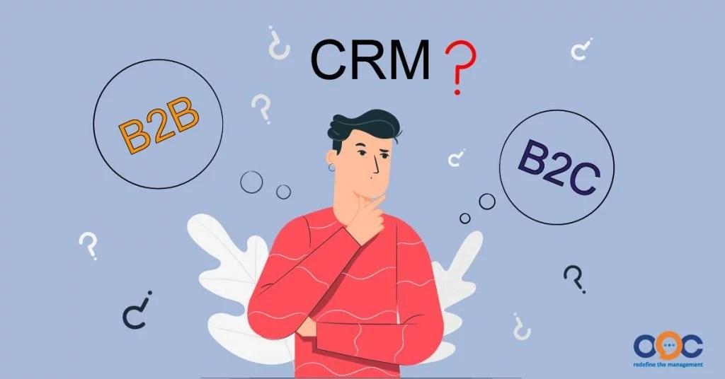 CRM cho B2B và B2C