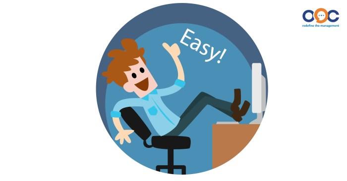 """Đối với bất kì một phần mềm nào, thì tính năng """" dễ sử dụng"""" luôn được đặt lên hàng đầu"""