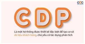 phần mềm CDP