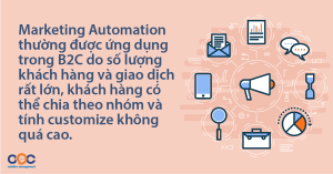 marketing automation OOC
