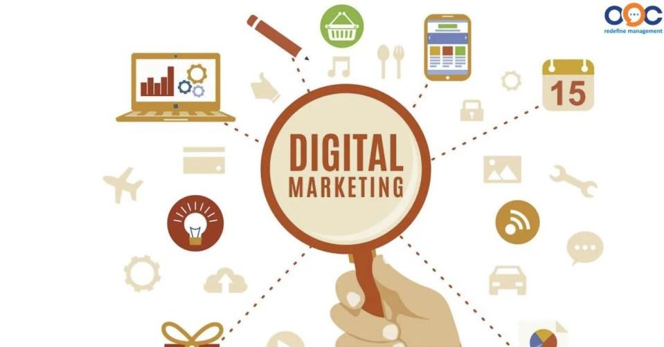 Digital marketing là gì? Vai trò của digital marketing trong thời đại số.