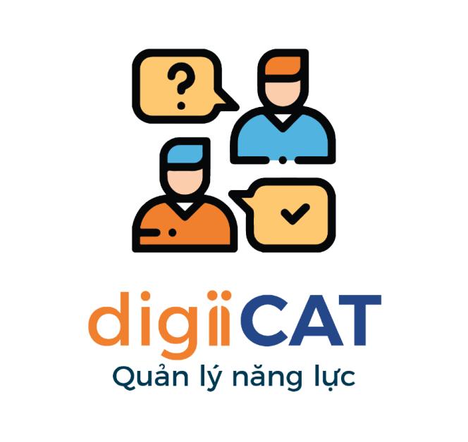 Phần mềm quản lý năng lực digiiCAT