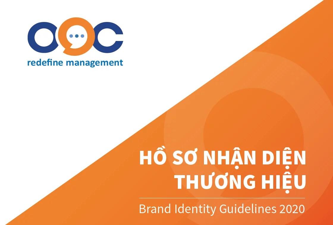 Hồ sơ nhận diện thương hiệu OOC