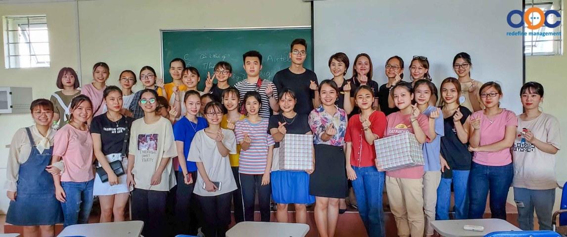 Đào tạo khung năng lực cho sinh viên ULSA