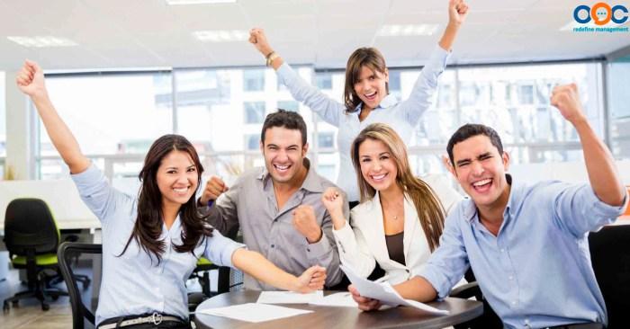 Hãy tạo một môi trường cởi mở để các chú kiến được tự chủ công việc của mình, khi đó năng suất công việc của họ sẽ đạt hiệu quả cao nhất.