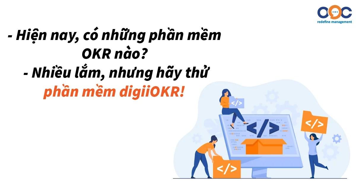 Phần mềm digiiOKR - công cụ quản trị mục tiêu hiệu quả cho doanh nghiệp