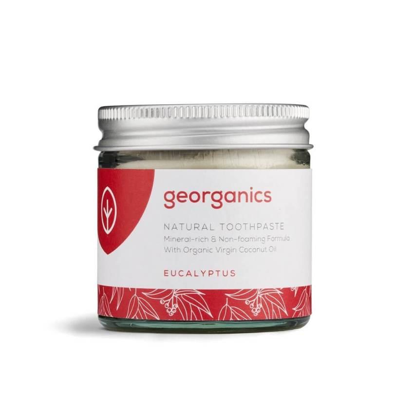 georganics Toothpaste Eucalyptus