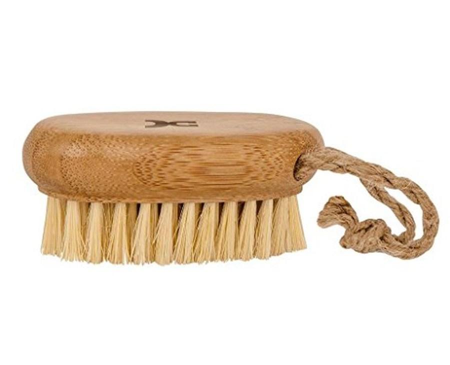 bamboe nagelborstel
