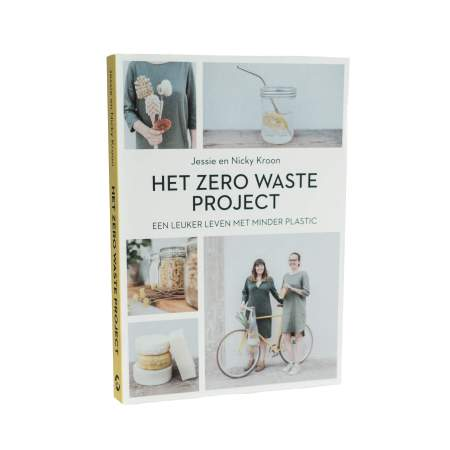 Book Jessi and Nicky Het Zero Waste Project