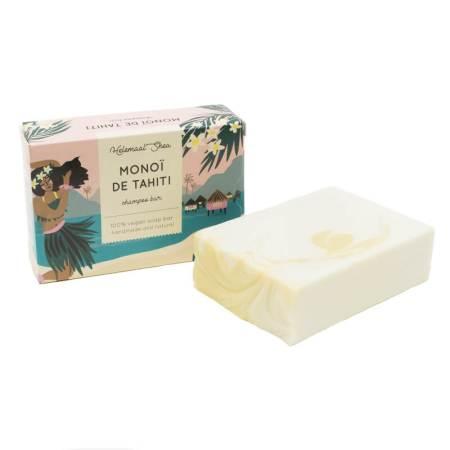 Helemaal Shea Shampoo Bar Monoï de Tahiti