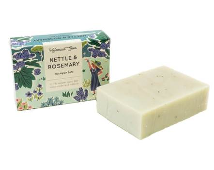 Helemaal Shea Shampoo Bar Nettle & Rosemary