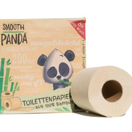 Bamboo Toilet paper, plastic free, vegan
