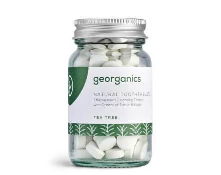 Toothpaste Tablets Tea Tree georganics