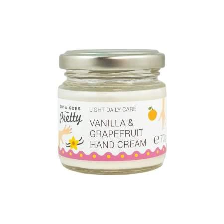 Zoya goes pretty Vanilla & Grapefruit Hand Cream