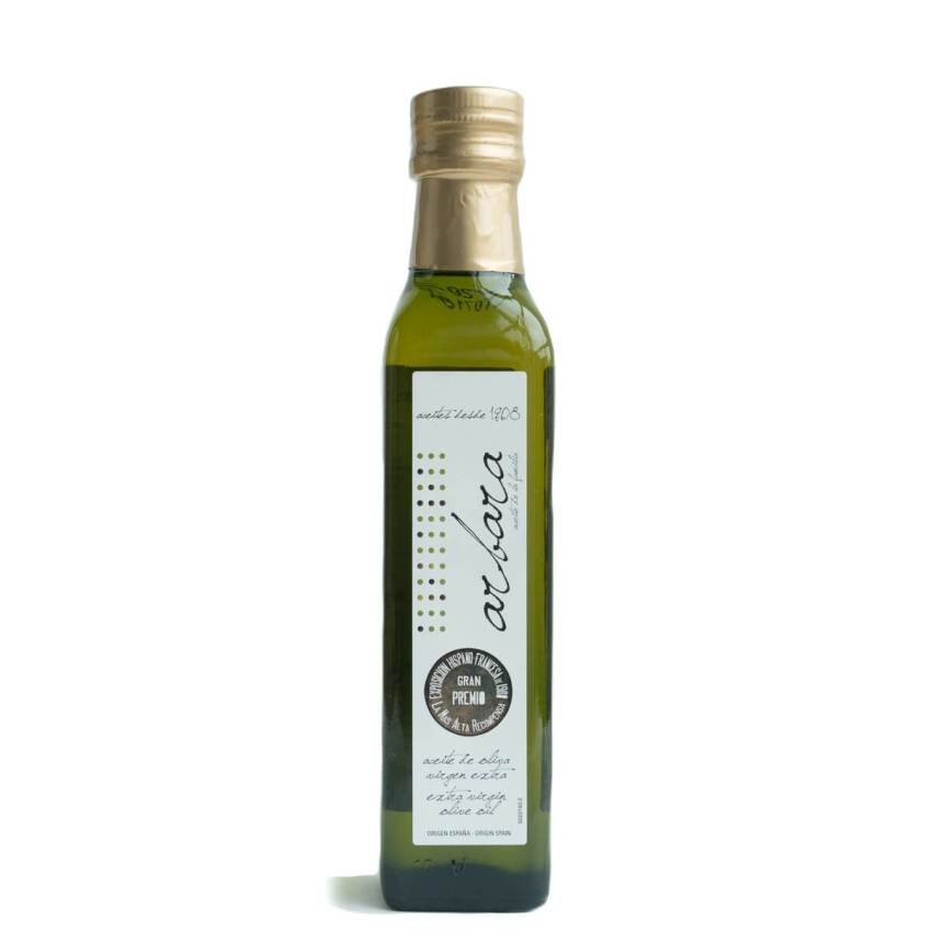 arbara extra virgin olive oil from spain very low acidity