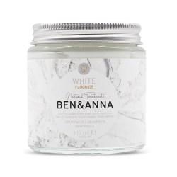 Ben & Anna Toothpaste with Fluoride White Zero Waste