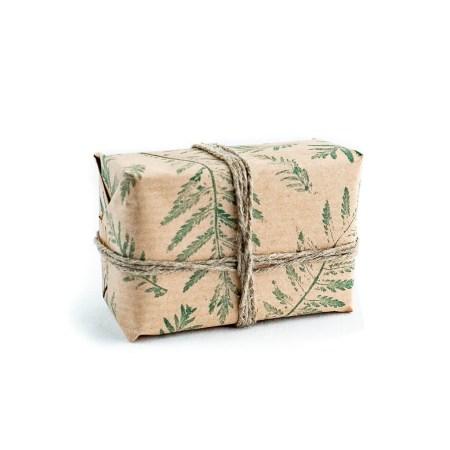 Plastic-free Gift Wrap