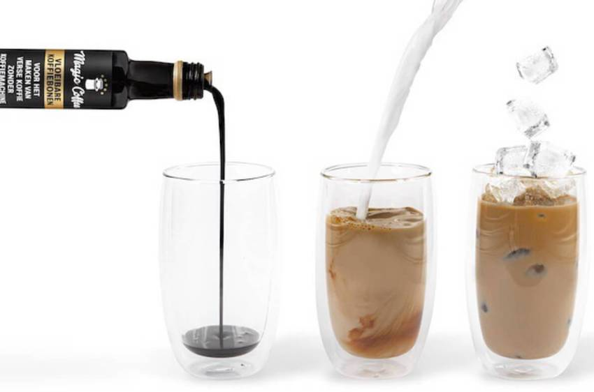 Iced Coffee Syrup
