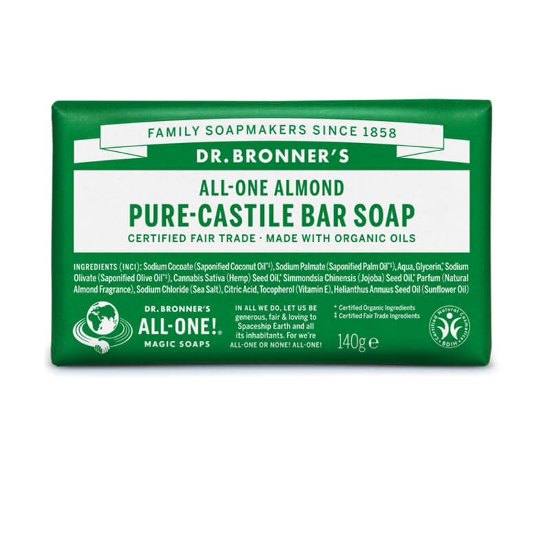Dr Bronner Almond Soap