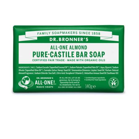 Dr Bronner Almond Soap