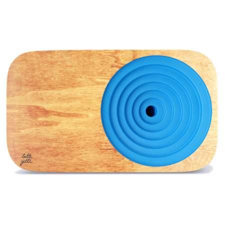 Bitti Gitti Blue Wooden Sound System