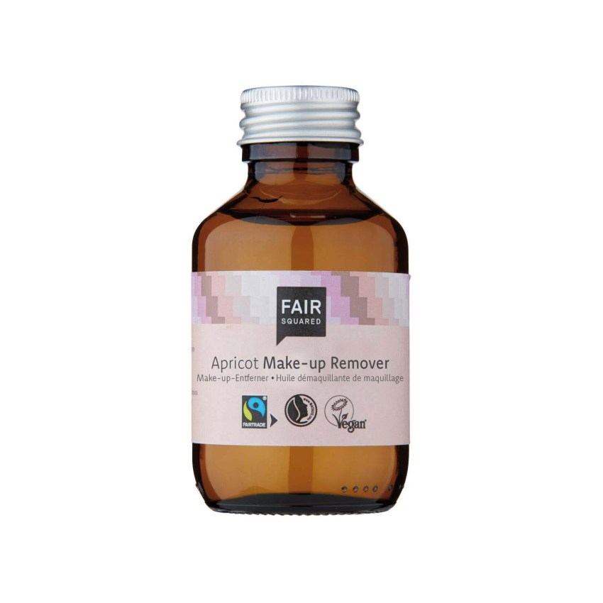 Fair Squared Apricot Make-up Remover