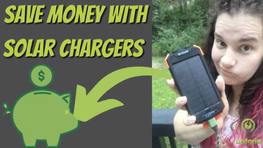 Do Solar Chargers Save Money