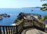 大船渡碁石海岸観光まつりと碁石に来たらこれ!レストハウスの「さんまラーメン」
