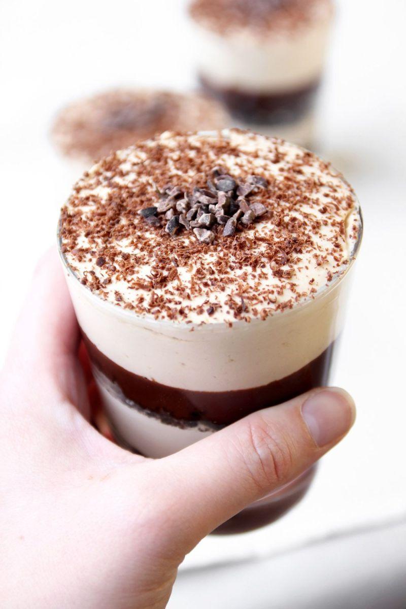 קינוח שוקולד, מסקרפונה ואוראו
