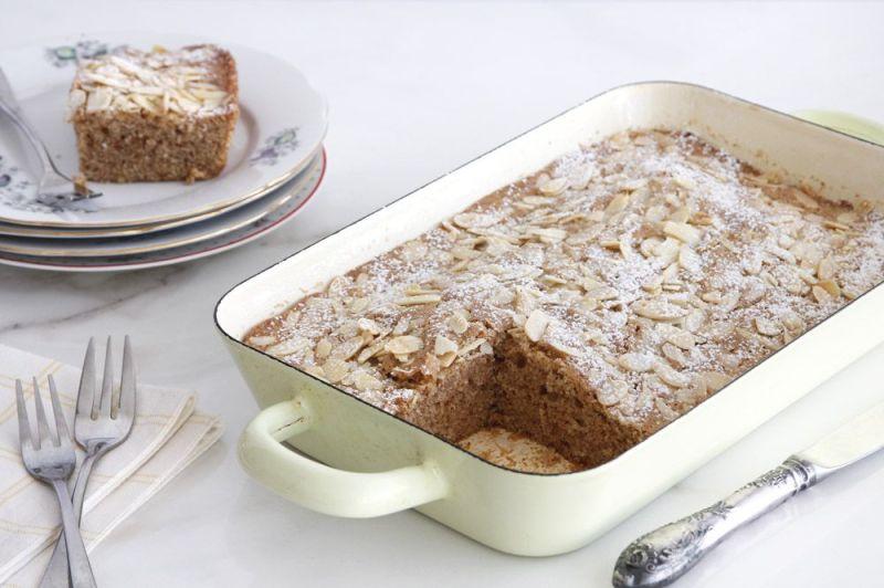 Cinnamon Maple Cake
