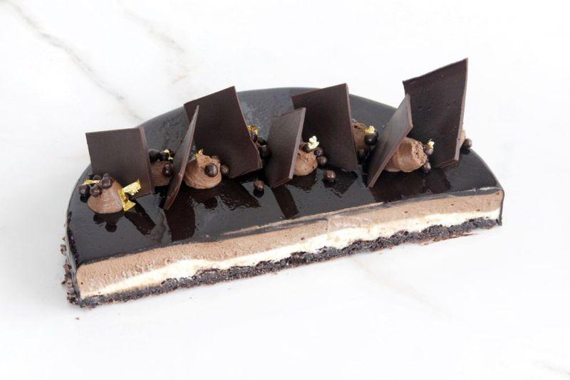 פאי שוקולד ומסקרפונה