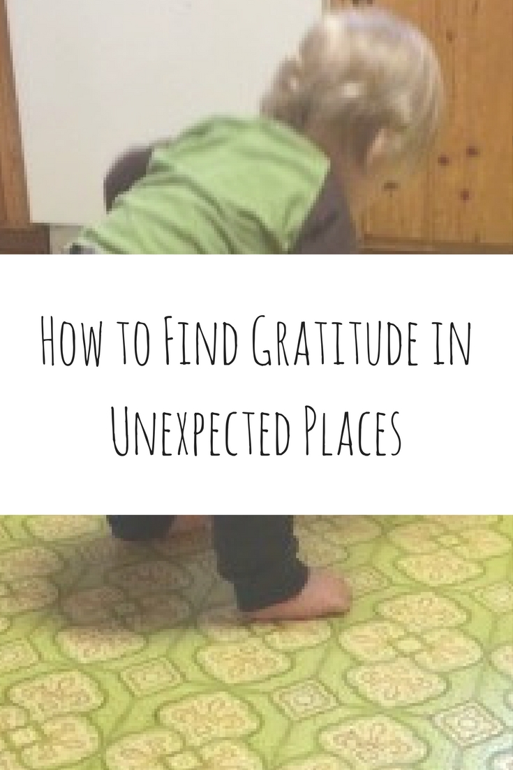 How to Find Gratitude in Unexpected Places
