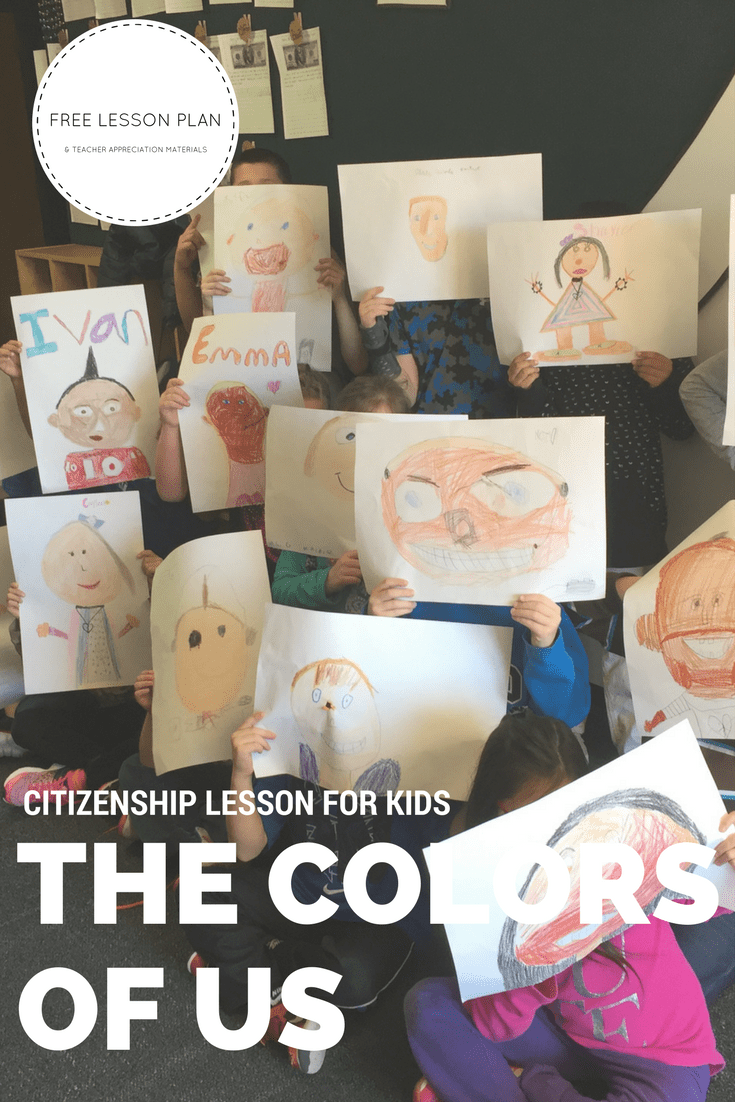 The Colors of Us Project