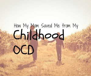 How to help a child with OCD