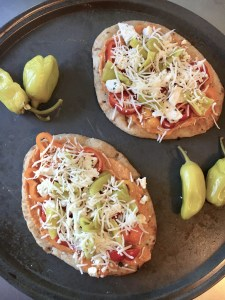 The greatest Naan pizza recipe