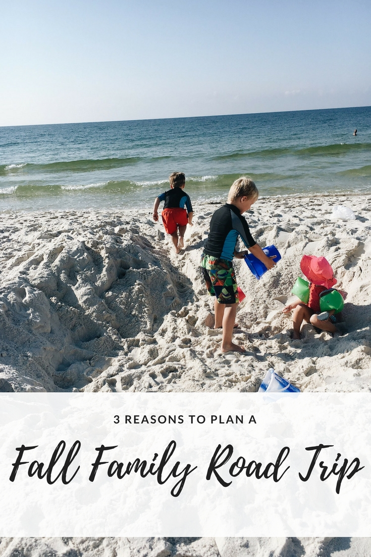 how to plan a family road trip
