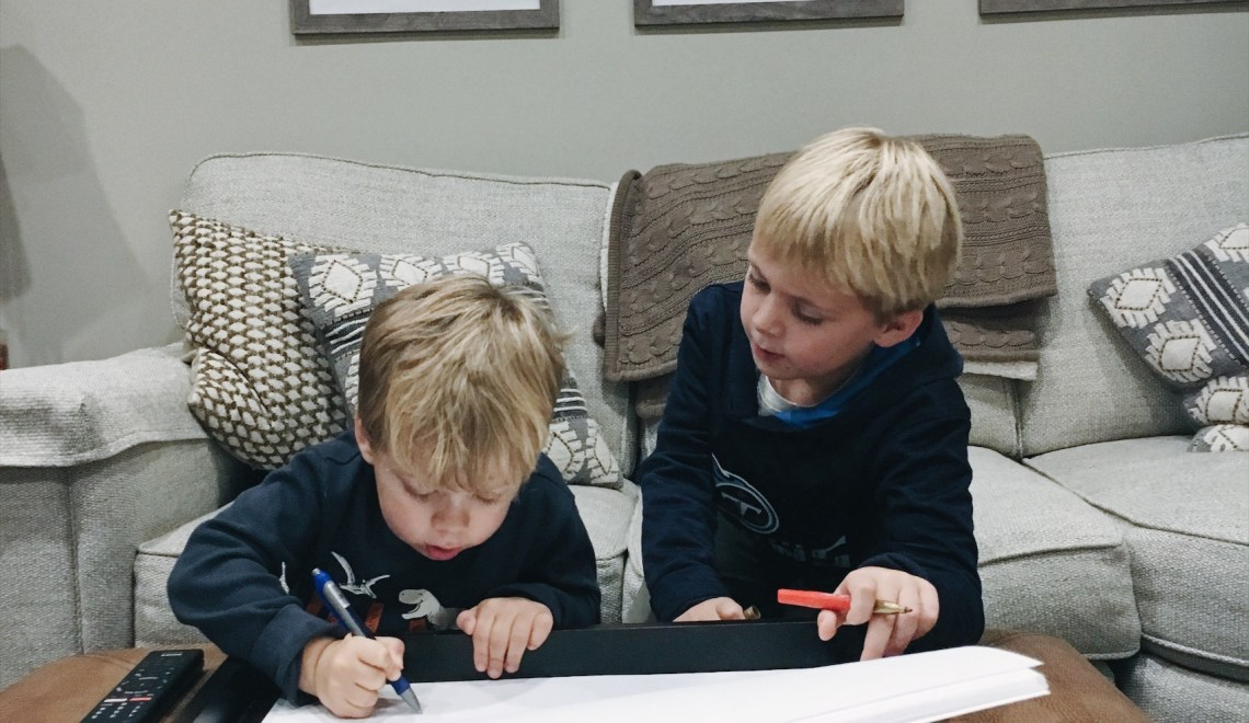 4 GREAT independent play activities