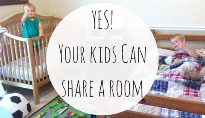 Shared Kids' Bedroom Decor Ideas