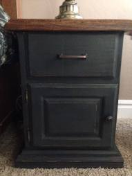 bisty nightstand after
