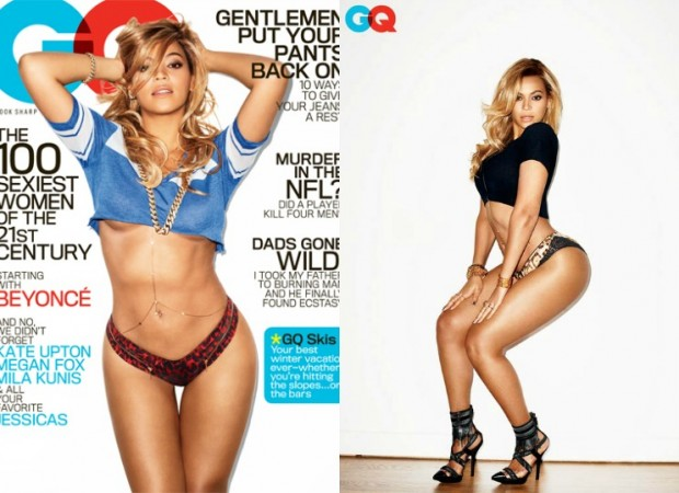 Beyonces stunning behind the scenes video from GQ shoot