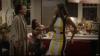 Being-mary-jane-roksanda-ilincic-yellow-wyatt-pleated-crepe-dress-being mary-jane-striped-dress-season-two-episode-six-7